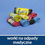 Worki na odpady medyczne